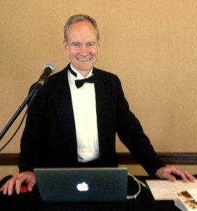 Eric Zimmermann DJ/Master of Ceremonies, Pianist and Bandleader Elegant Music