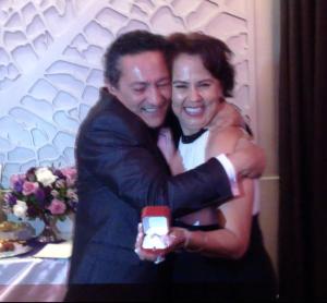 Congratulations William and Alicia!