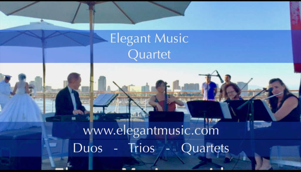 Elegant Music Quartet Queen Mary