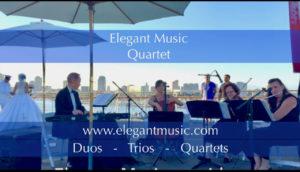 Elegant Music Quartet Queen Mary