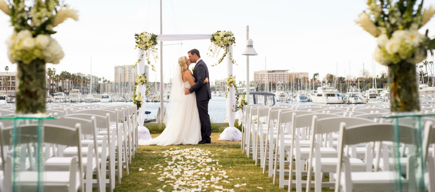 Wedding @ Marina del Rey Hotel