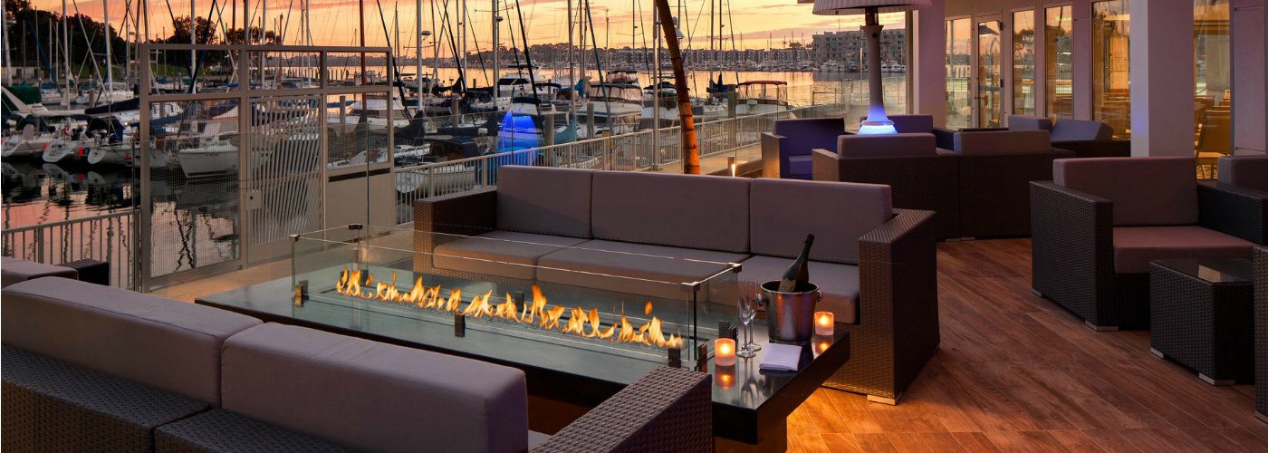 Salt Restaurant Marina del Rey Hotel