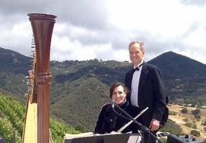 Sheila and Eric Zimmermann Elegant Music