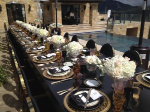 Wedding Reception @ Rocky Oaks Estates