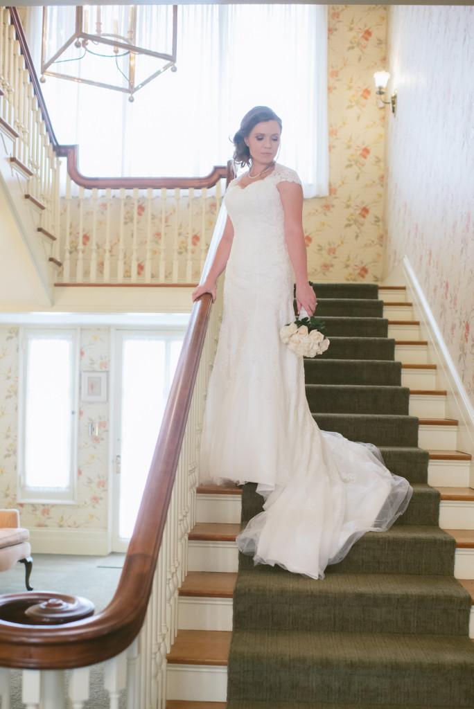 Beautiful Bride @ Lindley Scott House