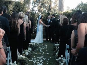 Wedding Ceremony @ Villa Sancti Di Bella Vista