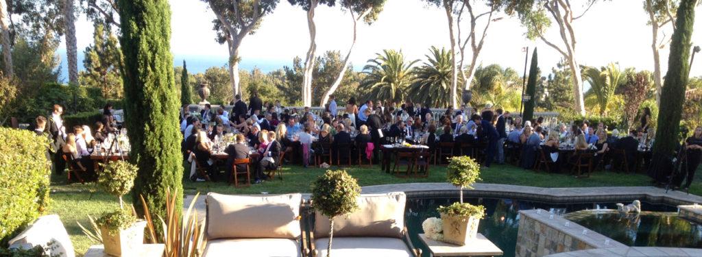 Wedding Reception @ Villa Sancti Di Belle Vista