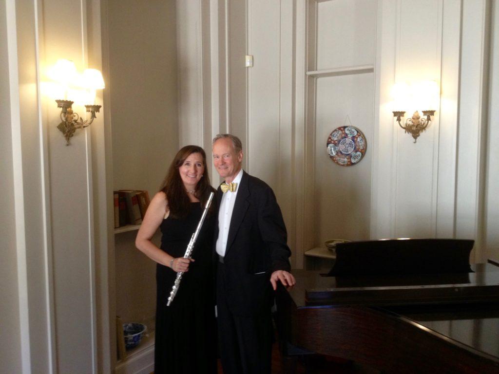 Sheila & Eric Zimmermann @ The Shakespeare Club Pasadena, CA