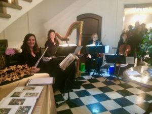 Elegant Music Quartet @ Villa Del Sol D'Oro
