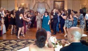 """Choreographed """"Flash Mob"""" @ Trump National Golf Club Wedding"""