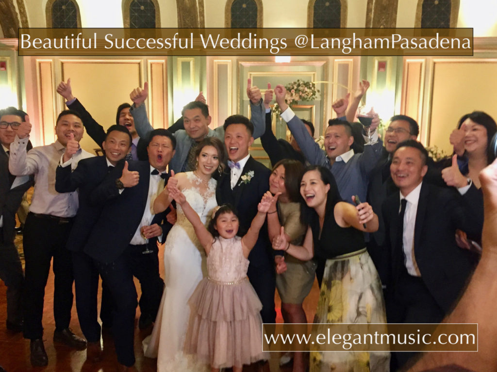 Viennese Ballroom Wedding Reception by Elegant Music