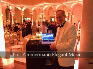 DJ Master of Ceremonies Eric Zimmermann