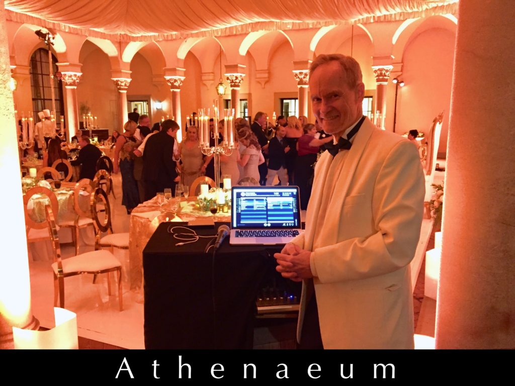 DJ/MC Eric Zimmermann Elegant Music 626-797-1795