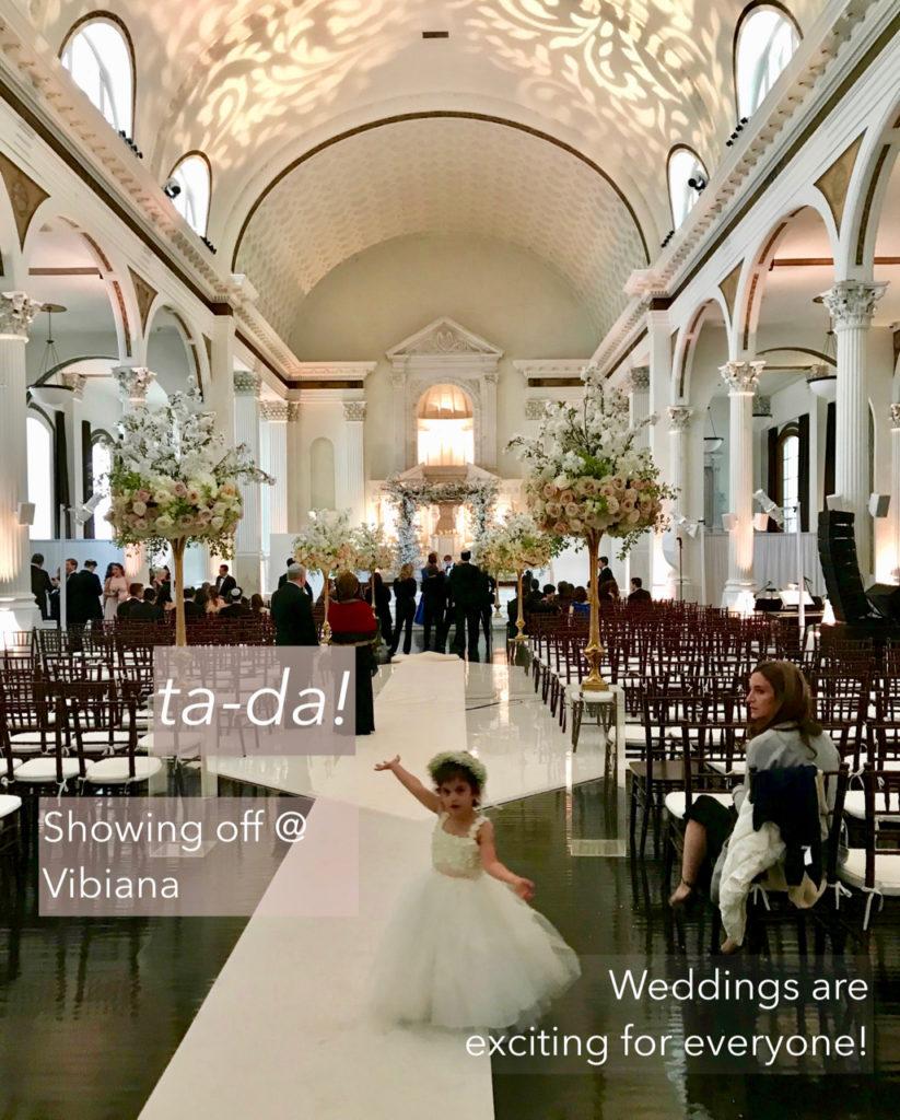 @elegantmusic_official,@prepairedwedding,@Vibianaevents,@weddingandeventpodcast,#flowergirl,#flowergirlshowingoff,#showingoff