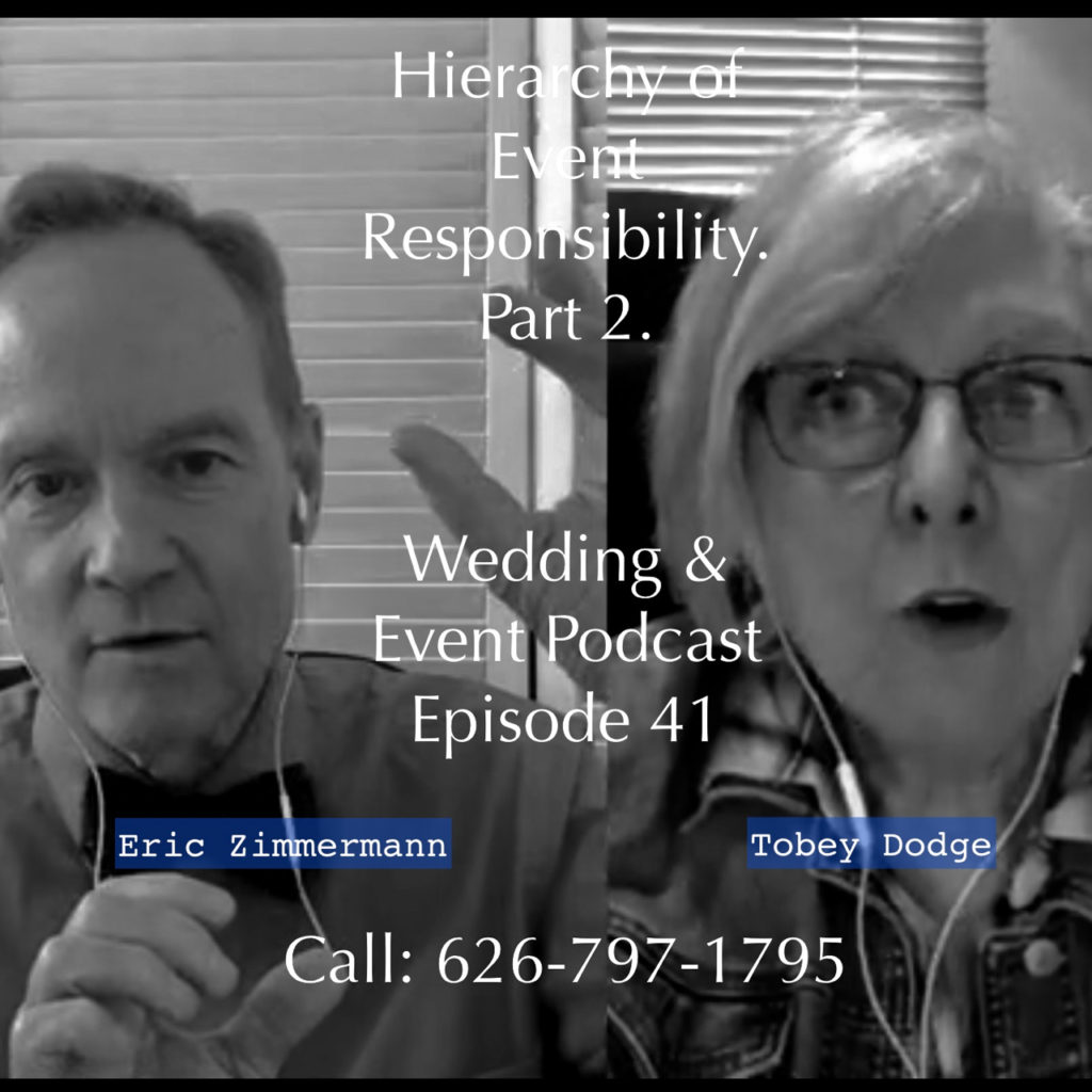 Wedding & Event Podcast Episode 41