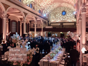 Wedding Reception Vibiana Los Angeles