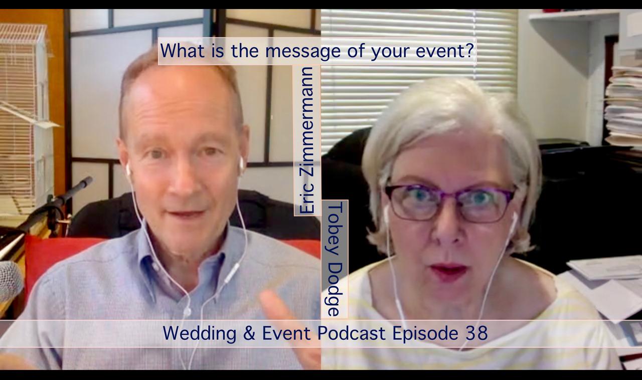 Wedding & Event Podcast Episode 38