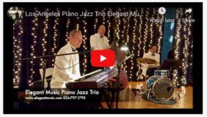 Elegant Music Jazz Trio