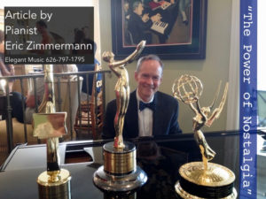 Article by Pianist Eric Zimmermann