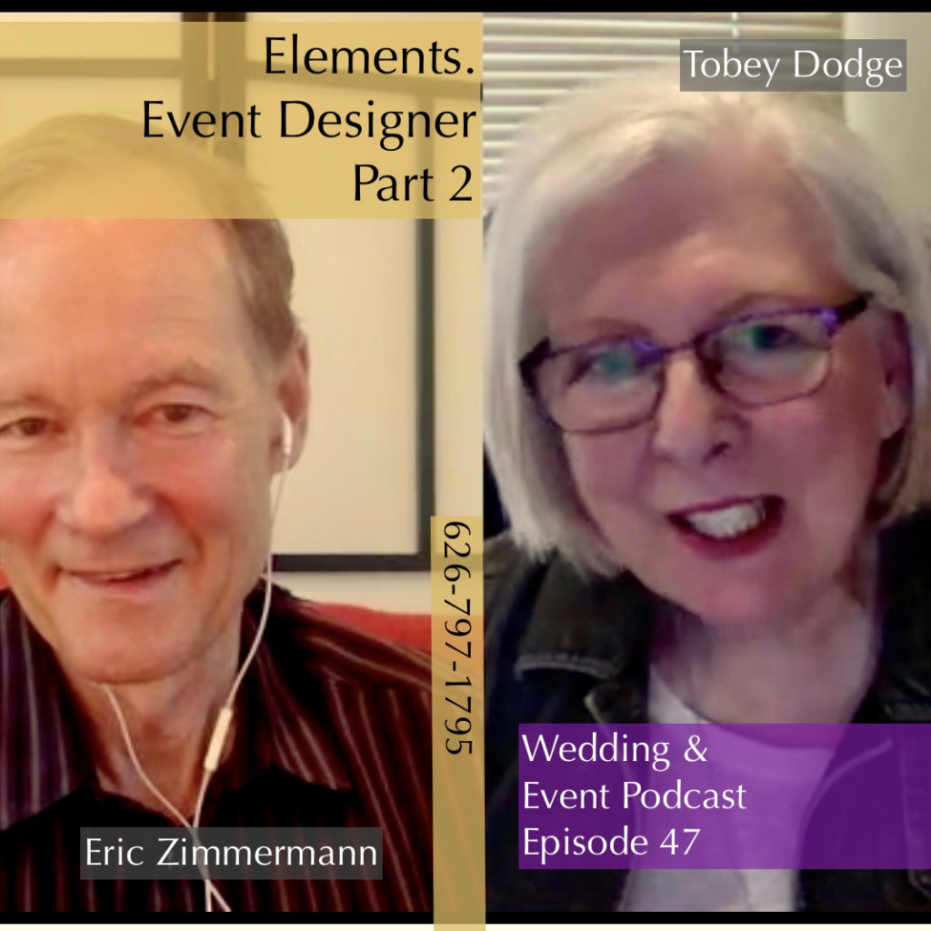 wedding & event podcast episode 47 Elements