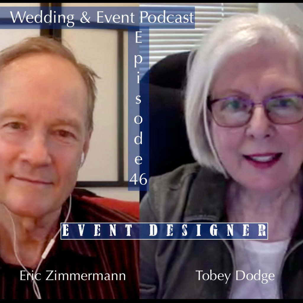 Wedding & Event Podcast Episode 46 Event Designer