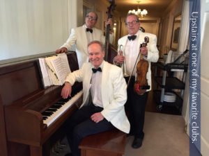 Elegant Music Swing Jazz Trio