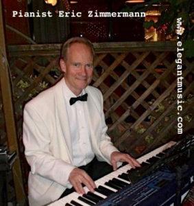 Pianist Eric Zimmermann @celestino