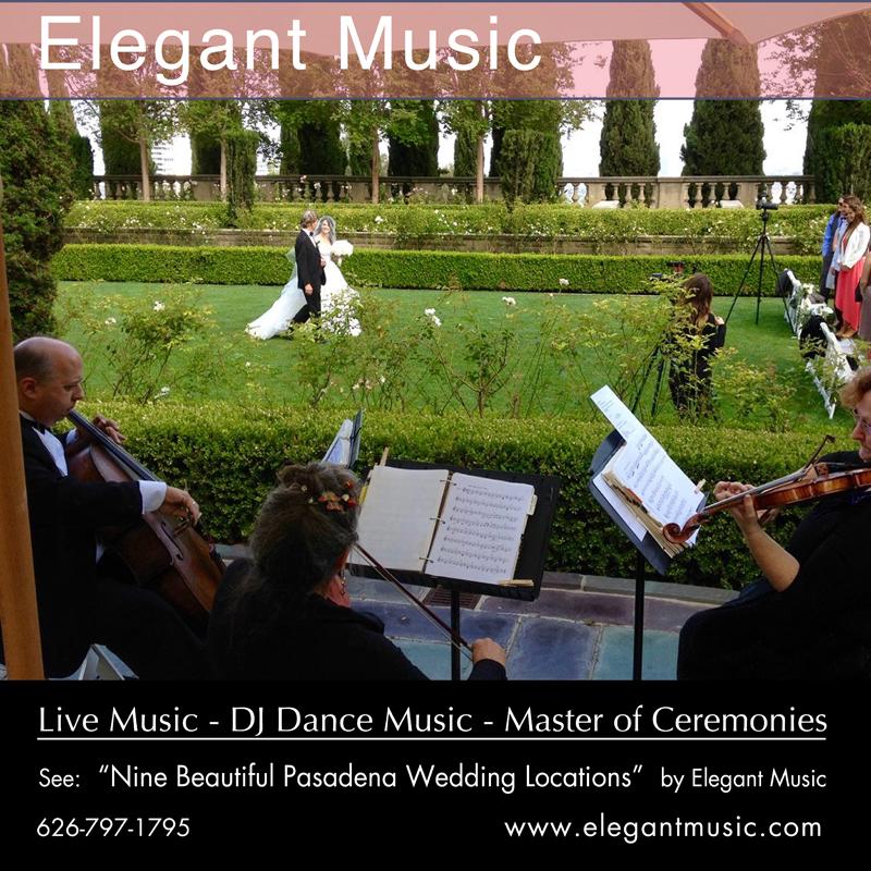 Elegant Music Los Angeles California