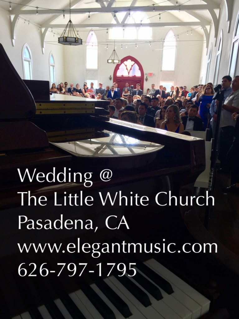 Little White Church 434 N Altadena Dr, Pasadena, CA 91107