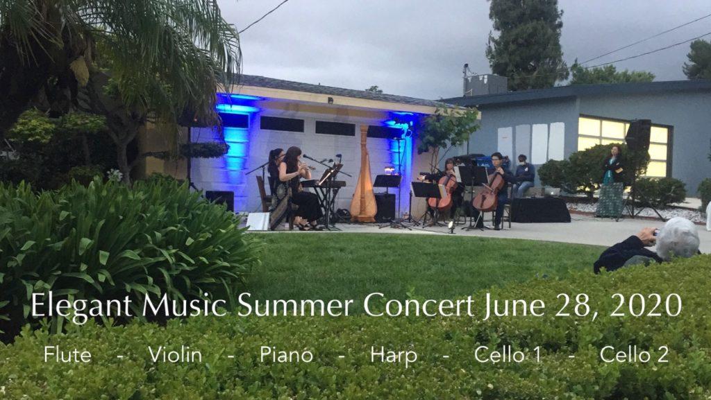 Neighborhood Concert by Elegant Music