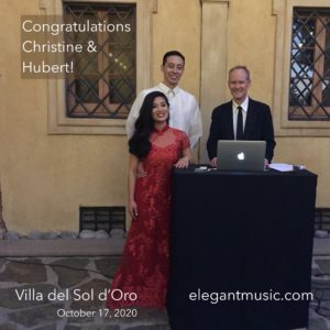 Wedding Triumph! @Villa del Sol d'Oro by Elegant Music 626-797-1795