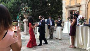 Villa del Sol d'Oro Wedding by Elegant Music 626-797-1795