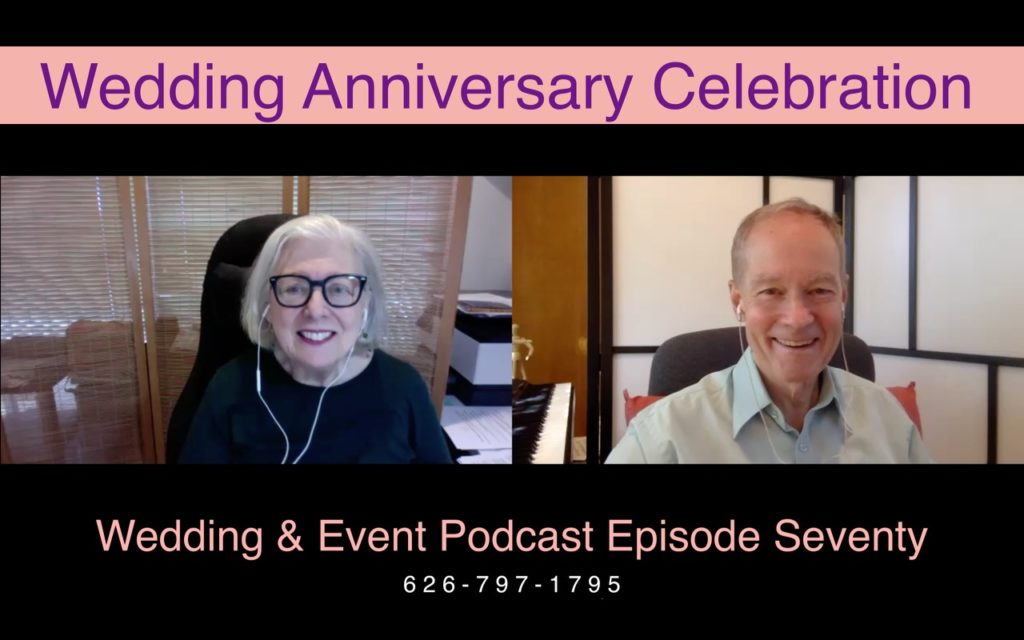 Wedding & Event Podcast Episode 70